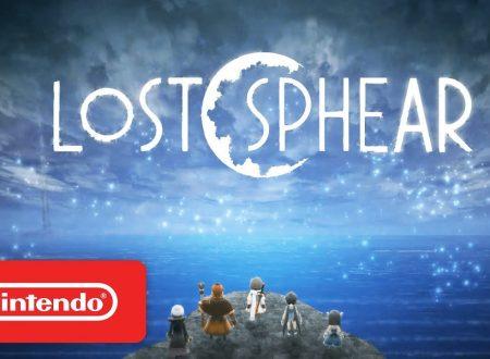 Lost Sphear: Nintendo e Square Enix pubblicano un nuovo gameplay trailer sul titolo