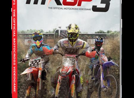 MXGP3: Milestone annuncia l'arrivo del titolo a fine anno su Nintendo Switch