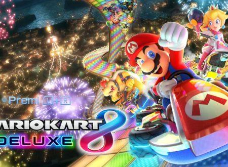 Mario Kart 8 Deluxe: ora disponibile la versione 1.2.1 del titolo per Nintendo Switch