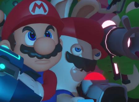 Mario + Rabbids Kingdom Battle: Ubisoft pubblica un nuovo trailer sul titolo in arrivo su Nintendo Switch