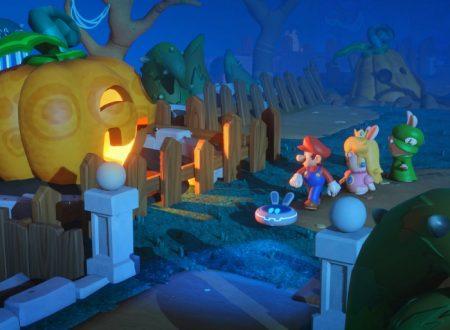 Mario + Rabbids Kingdom Battle: il titolo girerà a 30 fps, con una risoluzione di 900p/720p