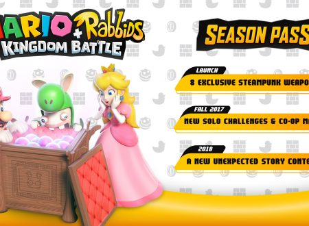 Mario + Rabbids Kingdom Battle: pubblicati numerosi video gameplay sul titolo in arrivo su Nintendo Switch