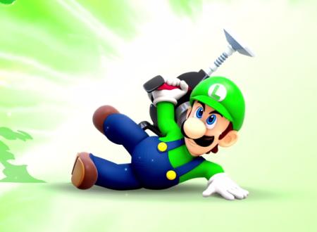 Mario + Rabbids Kingdom Battle: pubblicato un nuovo trailer dedicato a Luigi