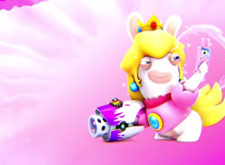 Mario + Rabbids Kingdom Battle: pubblicato un nuovo trailer dedicato a Rabbid Peach