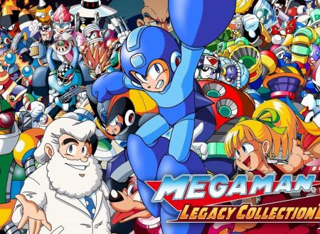 Mega Man Legacy Collection 2 non arriverà su Nintendo Switch per ora, secondo Capcom
