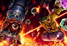Metroid: Samus Returns: pubblicati degli splenditi artwork dall'opening del titolo per 3DS