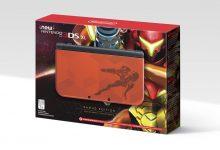 Metroid: Samus Returns, svelato l'arrivo un New Nintendo 3DS XL arancione di Samus Aran