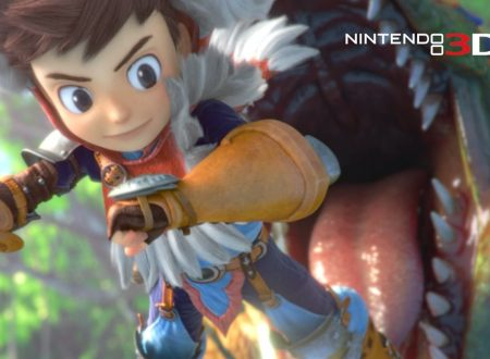 Monster Hunter Stories: la demo del titolo è ora disponibile sull'eShop europeo del 3DS