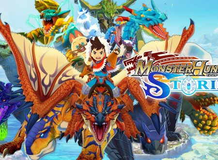 Monster Hunter Stories: pubblicata un'ora di gameplay del titolo per Nintendo 3DS