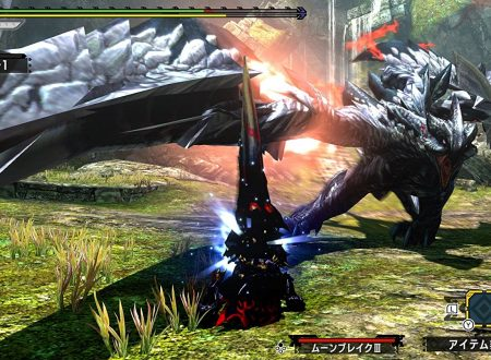 Monster Hunter XX: pubblicato un nuovo trailer giapponese della versione Nintendo Switch