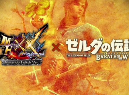 Monster Hunter XX: pubblicato il trailer della collaborazione con Zelda: Breath of the Wild