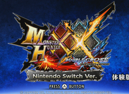 Monster Hunter XX: pubblicato un gameplay della demo giapponese su Nintendo Switch