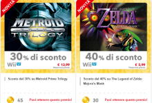 My Nintendo: nuovi sconti e premi di Miitomo ora disponibili nel catalogo europeo