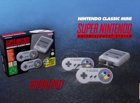 Nintendo Classic Mini: SNES: un'ora di video gameplay in livestream sulla console