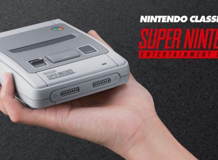 Nintendo Classic Mini: SNES, pubblicato un video unboxing della versione europea della console