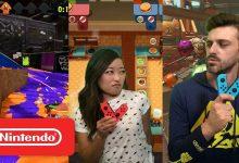Nintendo Minute: Gaming Gauntlet Challenge su ARMS, Splatoon 2 e Overcooked, in video con Kit & Krysta
