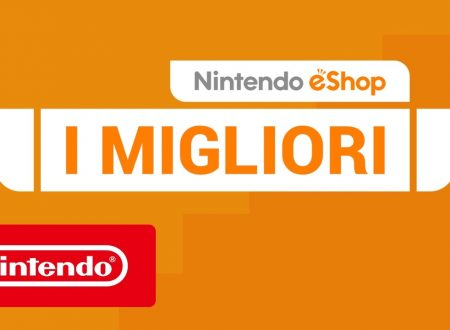 Nintendo eShop: video highlights dei titoli del mese di agosto 2017