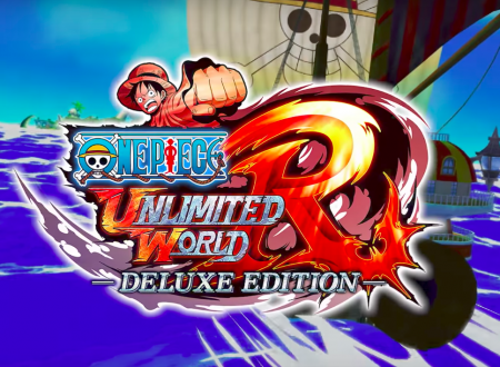 One Piece Unlimited World Red Deluxe Edition: primo sguardo in video al titolo dai Nintendo Switch giapponesi