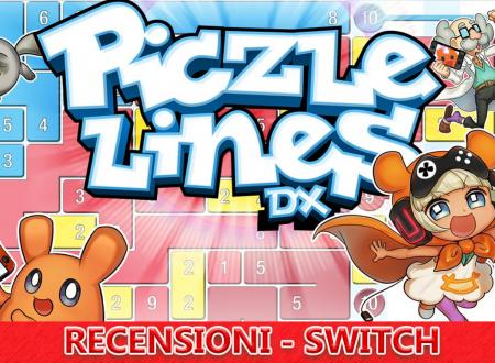 Piczle Lines DX – Recensione – Switch eShop