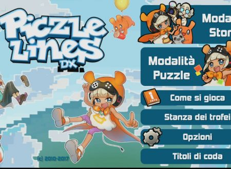 Piczle Lines DX: il puzzle pack Horror in arrivo il 21 settembre nel titolo per Nintendo Switch