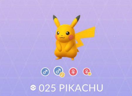 Pokémon GO: Pikachu Shiny è da ora catturabile in tutto il mondo nel titolo mobile