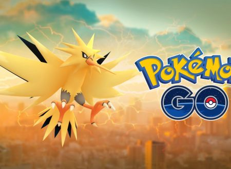 Pokémon GO: Zapdos è ora disponibile e catturabile nei Raid di tutto il mondo