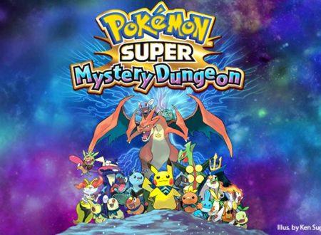 Pokémon Super Mystery Dungeon: il titolo ora aggiornato alla versione 1.0 su Nintendo 3DS