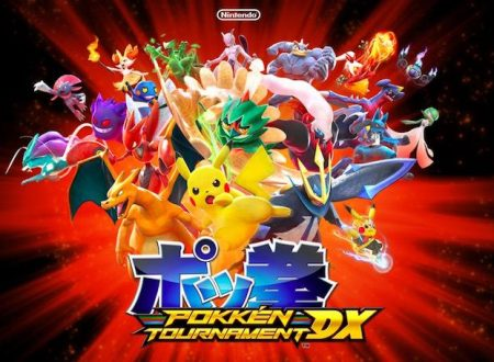 Pokkén Tournament DX: la demo disponibile da giovedì sull'eShop europeo di Nintendo Switch