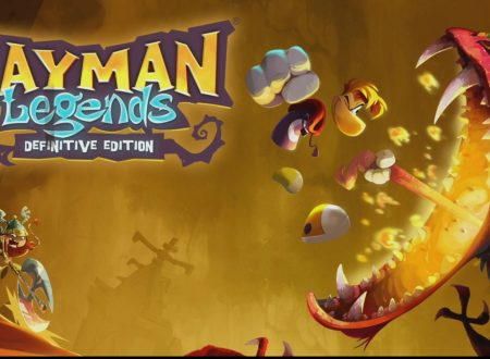 Rayman Legends: Definitive Edition, la demo disponibile ufficialmente da ora sui Nintendo Switch europei