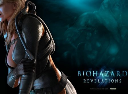 Resident Evil Revelations Collection: i due titoli in arrivo in un unico pacchetto su Nintendo Switch