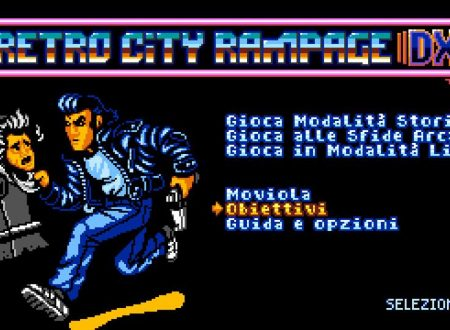 Retro City Rampage DX: primo sguardo in video al titolo su Nintendo Switch europeo