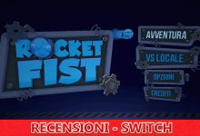 Rocket Fist – Recensione – Switch eShop