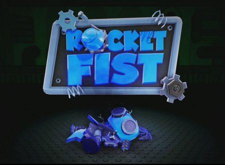 Rocket Fist: il titolo è in arrivo domani sui Nintendo Switch europei