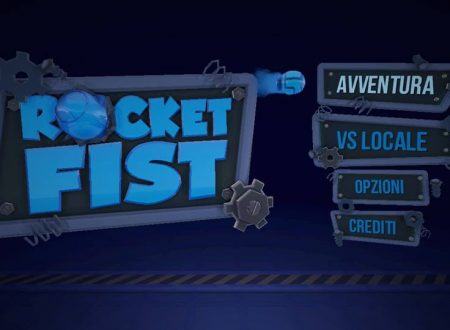 Rocket Fist: primo sguardo in video al titolo da Nintendo Switch europei
