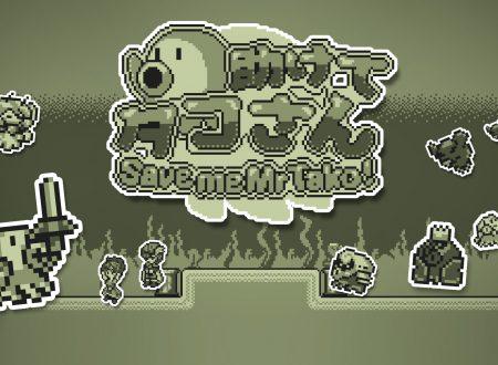 Save me Mr Tako: Tasukete Tako-San, il titolo sarà pubblicato da Nicalis su Nintendo Switch