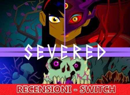 Severed – Recensione – Switch eShop