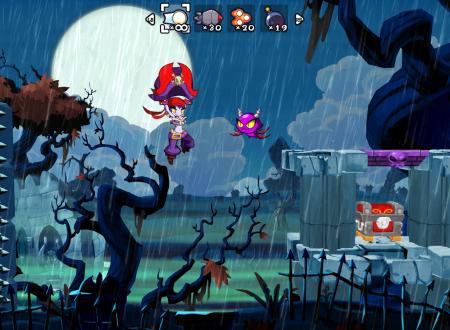Shantae: Half-Genie Hero, pubblicato il trailer di lancio del DLC Pirate Queen's Quest