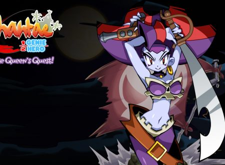 Shantae: Half-Genie Hero, pubblicato un nuovo video gameplay sul DLC di Risky Boots
