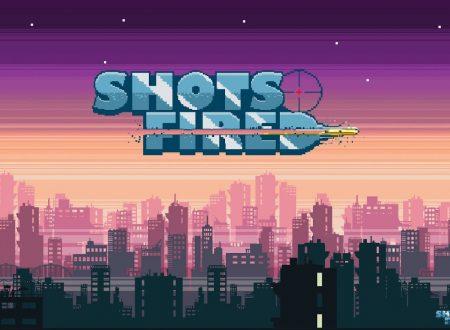Shots Fired: il titolo in sviluppo ed in arrivo all'inizio del 2018 su Nintendo Switch
