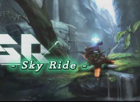 Sky Ride: il titolo è in arrivo il 28 agosto sui Nintendo Switch europei