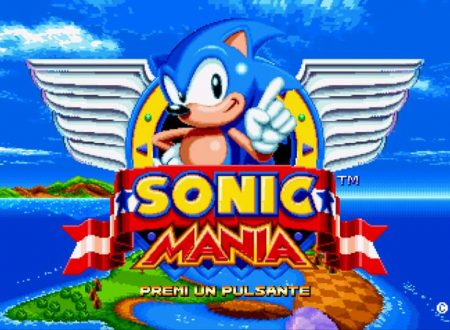 Sonic Mania: i primi minuti di gameplay del titolo in video su Nintendo Switch