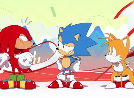 Sonic Mania: mostrato il filmato opening introduttivo del titolo per Nintendo Switch