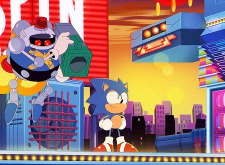 Sonic Mania: pubblicato il trailer di lancio, giro delle recensioni del titolo in arrivo su Nintendo Switch