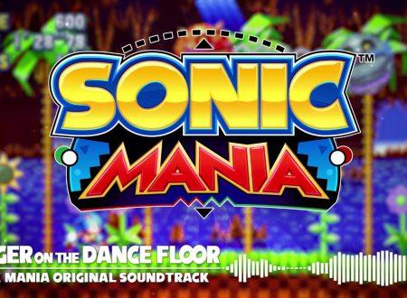 Sonic Mania: pubblicato in video il Mini Boss Theme del titolo in arrivo su Nintendo Switch