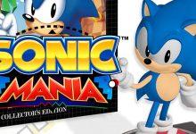 Sonic Mania: pubblicato un video unboxing della Collector's Edition del gioco