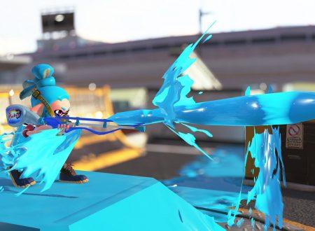 Splatoon 2: il Kalamarapid α verrà inserito domani nel titolo per Nintendo Switch