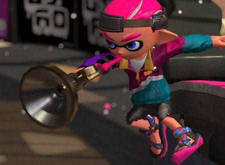 Splatoon 2: il marker verrà inserito domani all'interno del titolo per Nintendo Switch