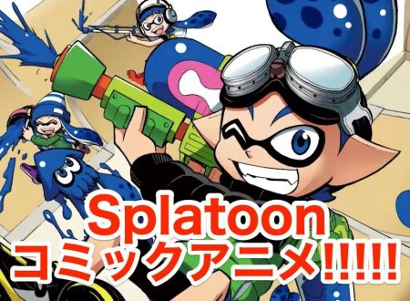 Splatoon 2: il primo episodio dell'Anime di CoroCoro è ora disponibile