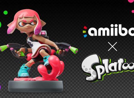 Splatoon 2: update dallo Squid Research Lab, come funzionano gli amiibo nel gioco?