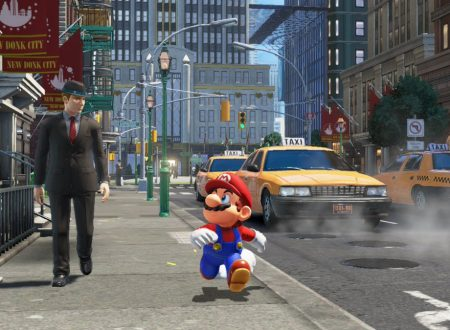 """Super Mario Odyssey: gli abitanti di New Donk City verranno riconosciuti con il nome di """"New Donkers"""""""